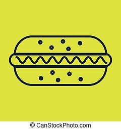 hot dog food fast
