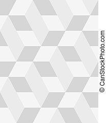 seamless gray geometric, vector background