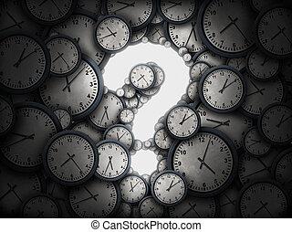 Concept Of Time Question - Concept of time question or...