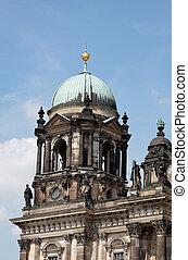the Berliner Dom in Berlin