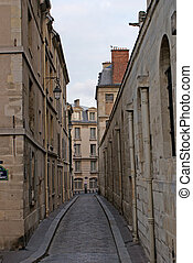 Ruelle a Paris