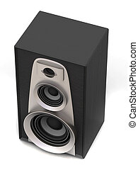 Great loud speakers. 3d