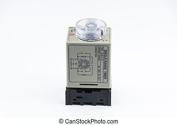 Timer relay tool isolated