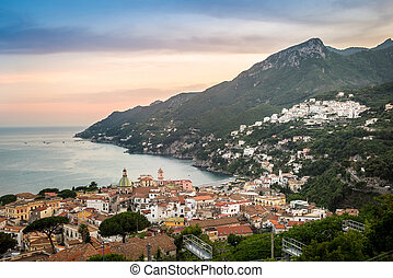 Vietri Sul Mare, Amalfi Coast, Italy - Vietri Sul Mare,...