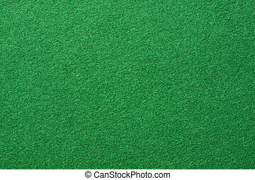Green felt background. Useful for poker table or pool table...