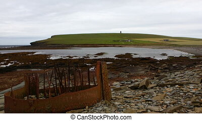 Timelapse from Marwick Bay in Orkney
