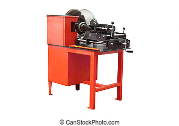 machine for repair of rims