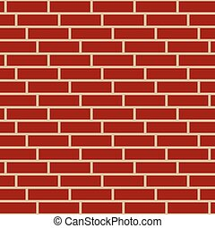 Brickwall / stone wall repeatable pattern with irregular tiling.