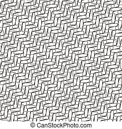 Intersecting lines grid, mesh pattern (Seamlessly...