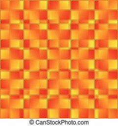 Repeatable pattern / texture with overlapping squares. Irregular feel seamless pattern