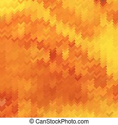 Bright background with the arrows. Warm colors. Autumn...