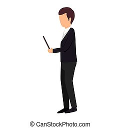 avatar business man