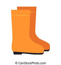 yellow boots industrial security equipment - yellow boots...