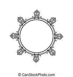 border frame ornament