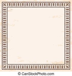Vector Greek background - Vector Greek style background...