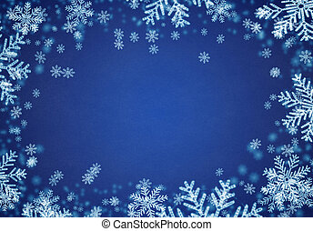Christmas background - Festive Christmas background with...
