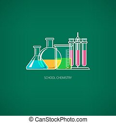 Flasks and Beakers,Chemical Laboratory Equipment - Flasks...