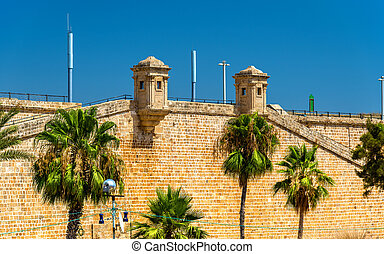 Ancient City Walls of Acre - Israel