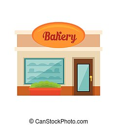 little bakery store