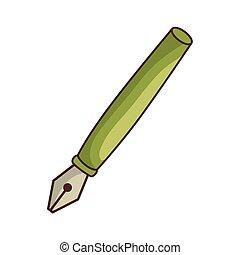 green fountain pen - green fountain ink pen luxury...