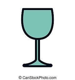 wine glass beverage