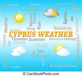 Cyprus Weather Represents Cypriot Outlook And Forecast -...