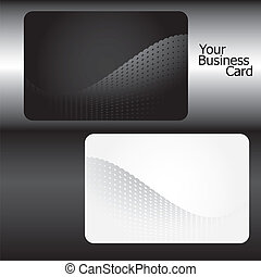 Business cards, part 10, vector illustration
