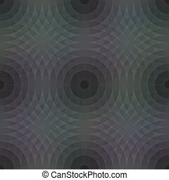 Seamless pattern background with geometric shapes - Seamless...