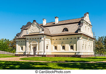 Hetman house - Baturyn, Chernihiv province, Ukraine - Hetman...