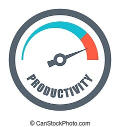 Increase Productivity Concept - Increase productivity...