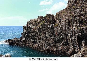 sea view and cliffs in riomaggiore h - sea view and cliffs...
