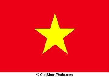 Vietnam Flag - Flag.