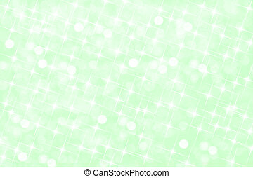 Beautiful abstrack green light background