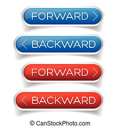 Forward Backward button