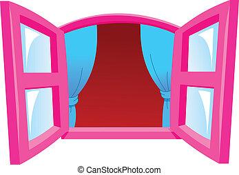 Window - Cartoon window
