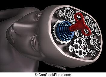 Brain Powered Rope