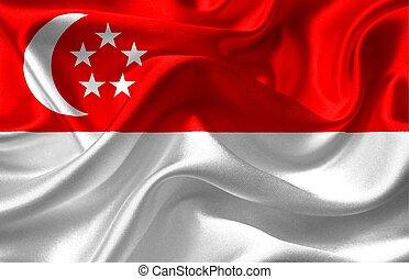 Singapore Flag - Flag