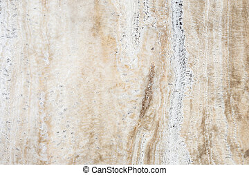 Texture of natural stone (Travertine) for background design...