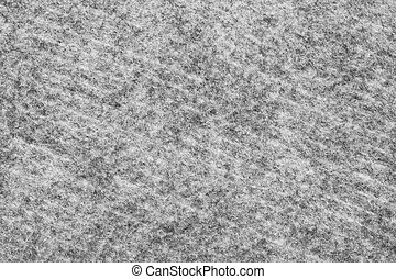 gray synthetic polyester material, texture background