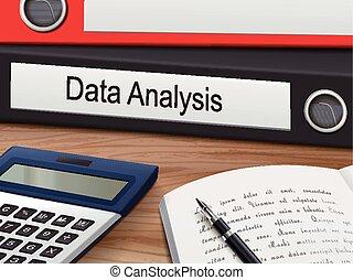 data analysis binders