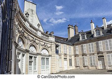 Palace of Dukes of Burgundy (Palais des ducs de Bourgogne)...