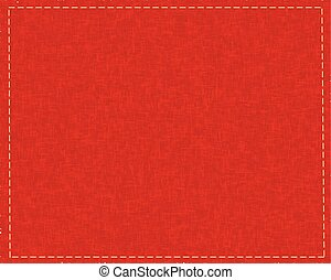 woven texture in red,vector