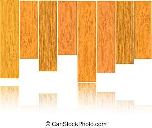 madeira, prancha