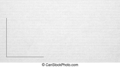 Chart tap and swipe gray
