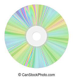 cd-rom - An image of a nice cd rom texture