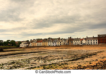 Anstruther.small fishing town, Scotland