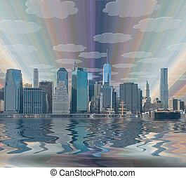 NYC Landscape