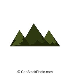 green mountains and hills - green mountain and hills peak....