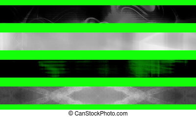 Lower third thirty four GBS - Abstract looping Lower Thirds,...
