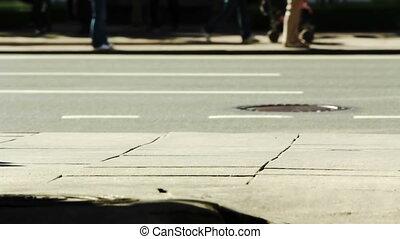 TIME-LAPSE: Pedestrians